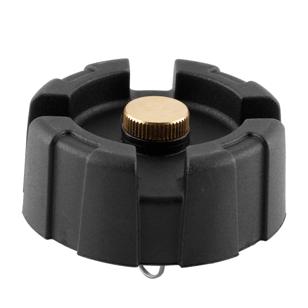 Cubierta de la Tapa del Tanque del Tanque de Combustible Universal 12L Tapa del Tanque de Combustible 14L para Motor de Barco