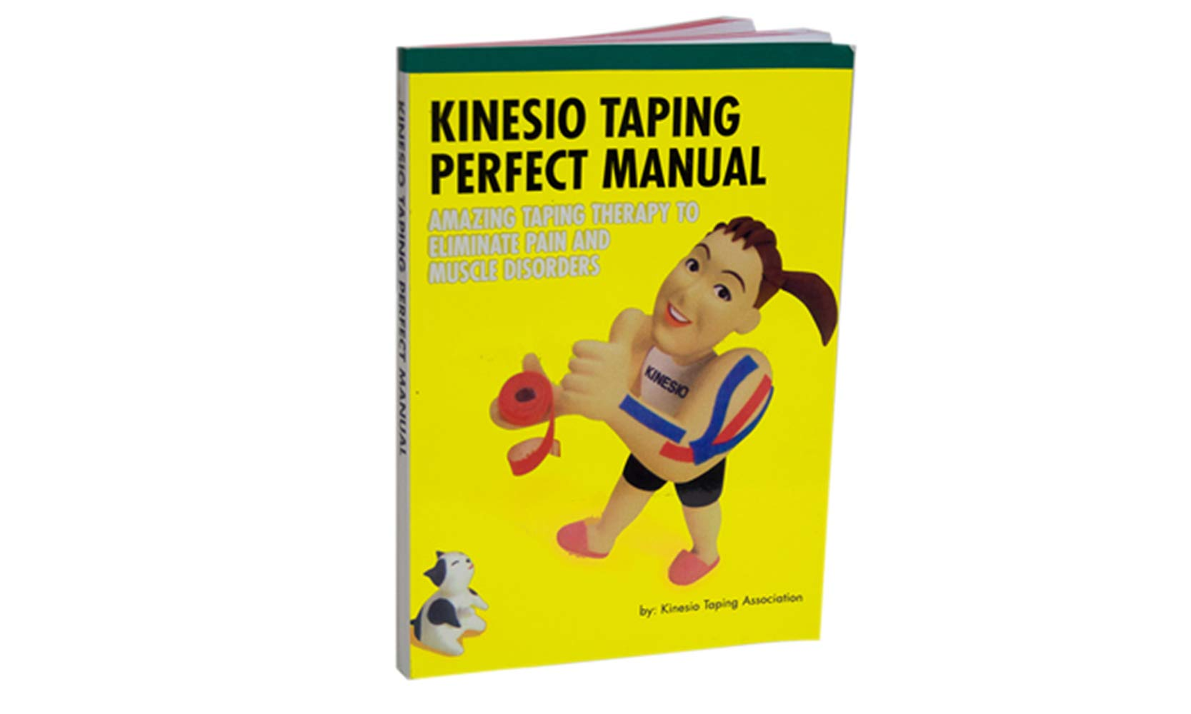 Kinesio Tape, Perfect Manual