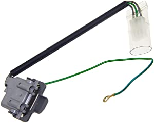 3355806 Washer Lid Switch, Lid Switch for Whirlpool Washer Replacement AP6008072,WP3355806, AP2947199, PS341529