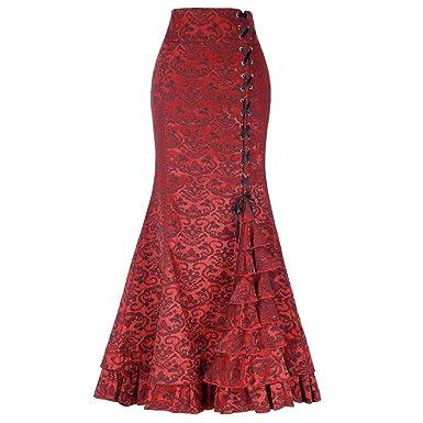 Vectry Faldas Falda De Flamenca Niña Faldas Mujer Cortas Fatas ...