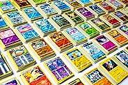 20 Pokemon Cards - No Duplicates - 2 Rare Pokemon Cards + 2 Holo Shiny Pokemon Cards Included - Special Pokemo
