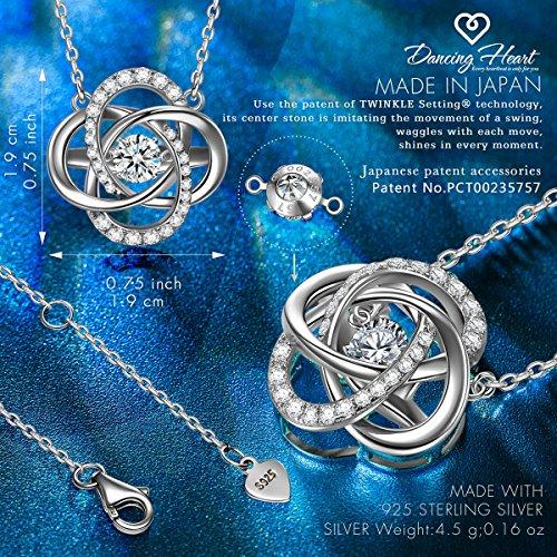 Mommy/'s necklace gift valentine birthdays silver fine jewelry
