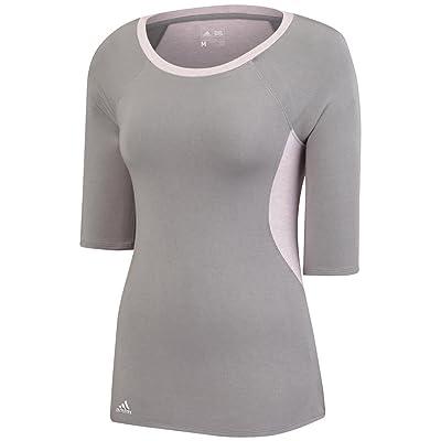 .com : adidas Golf Women's Tour Modal Polo : Clothing