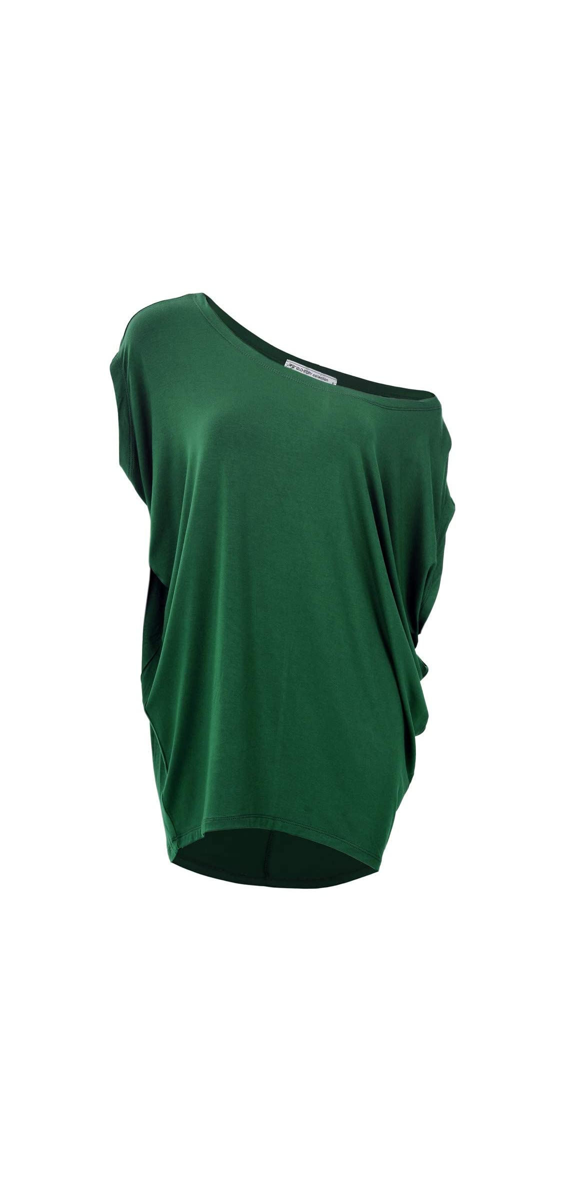 Women's Casual Off Shoulder T Shirts Blouse And Short