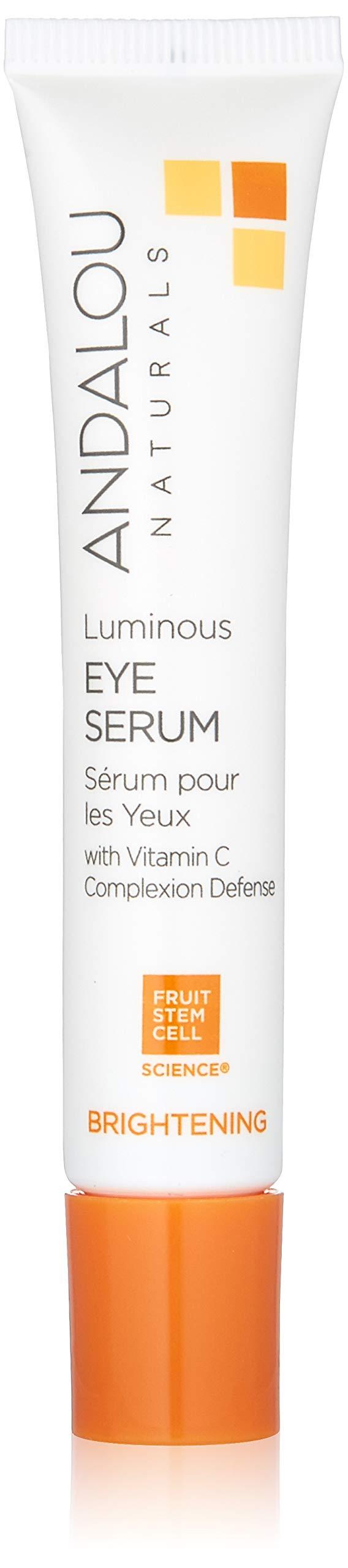 Andalou Naturals Luminous Eye Serum - 0.6 Oz