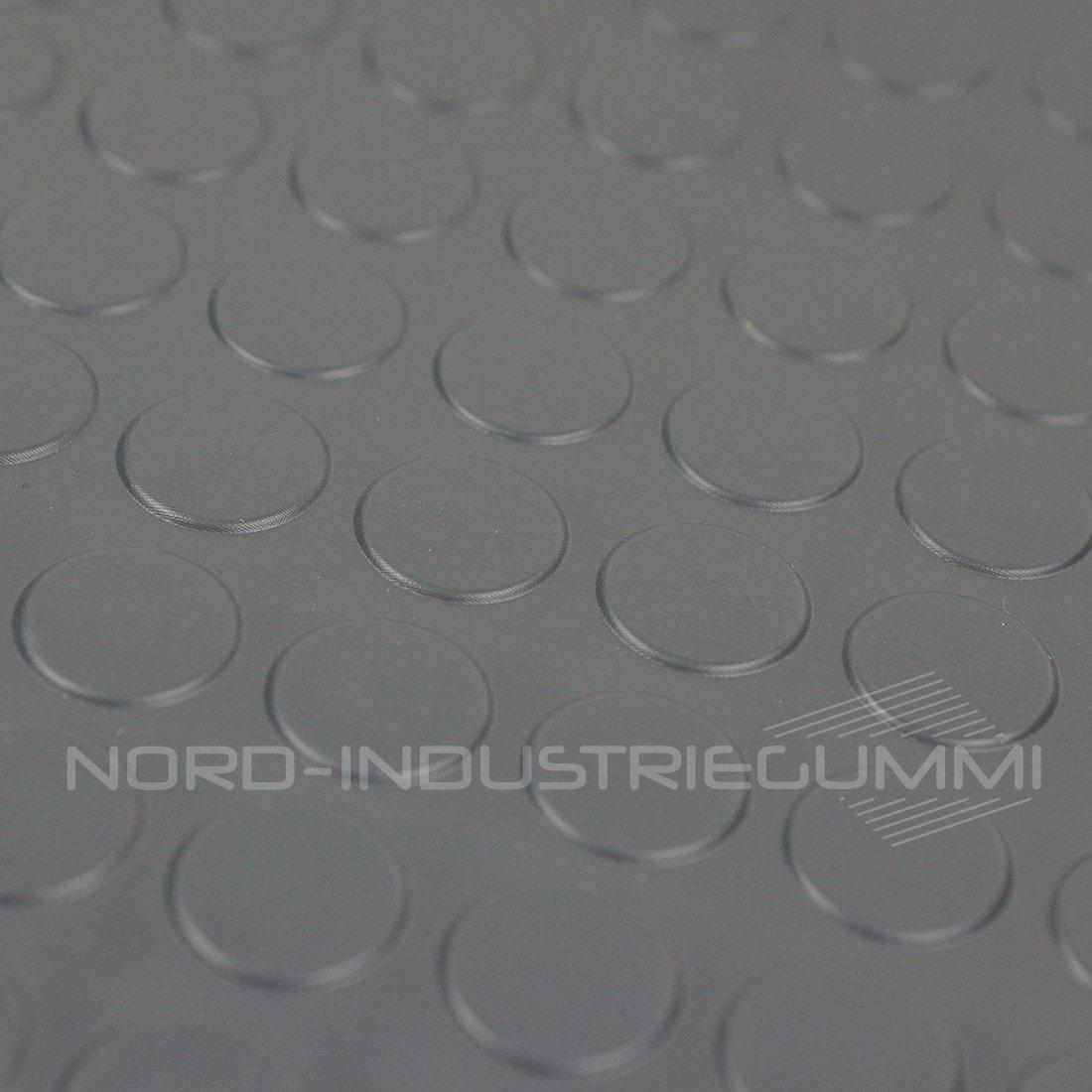 Schwarz St/ärke 4m/² Noppenmatte Premium 1,20m x 3,33m 3mm