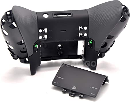 Elite Controller Parts Negro Controlador de Red Negro Back Shell ...