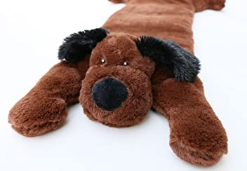 Huggaroo Puppy Weighted Lap Pad: 3.6 lbs, 29 x 8 inches; 100% Washable