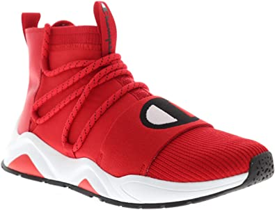 Champion Mens Rally Hype Mid Red
