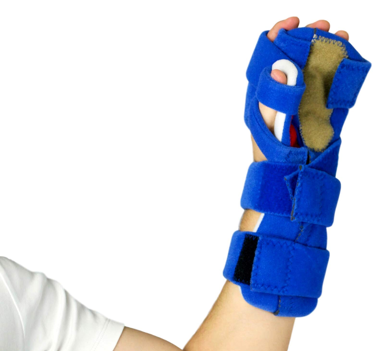Restorative Medical Hand Brace | Resting Hand & Wrist Night Splint - Corrective, Supportive Brace for Comfort & Pain Relief by Restorative Medical (Image #4)