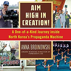 Aim High in Creation! Audiobook
