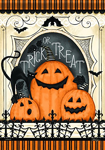 Carson Home Accents Spooky Pumpkin Trio Trends Classic Large