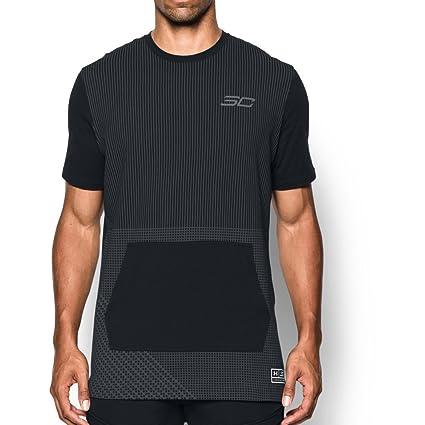 Under Armor Mens SC30 Curry Life Pocket T-Shirt