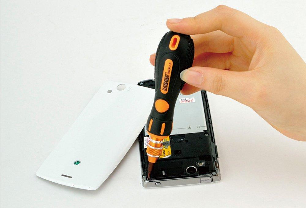 Magnetic Hardware precision Screwdriver Set Kit Repair Tools for ...