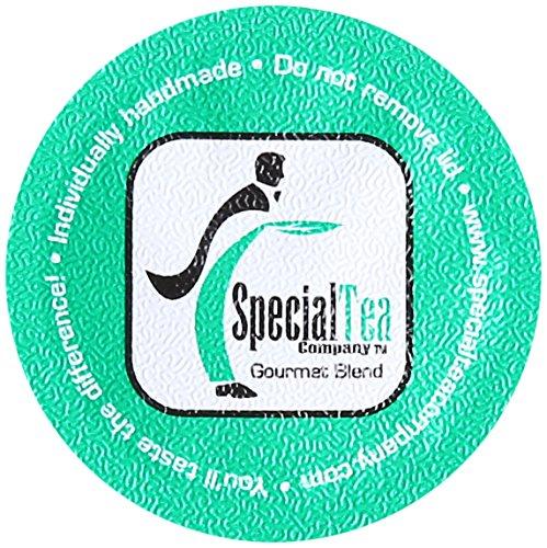 New Yerba Mate (Special Tea Single Serve Cup, Yerba Mate Tea, 10 Count, 10 Count)