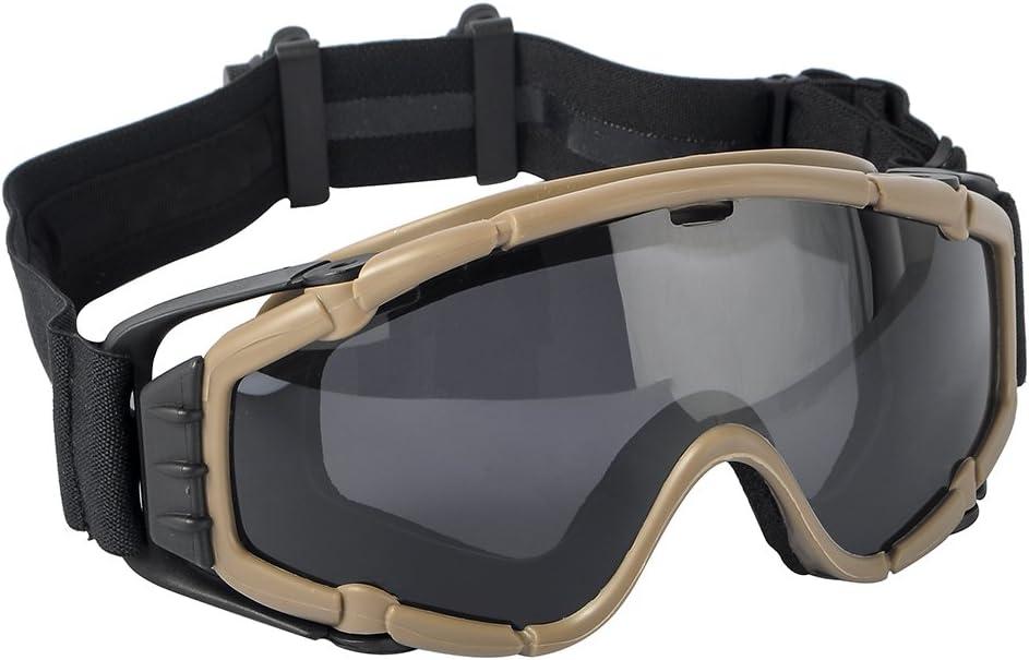 tb-fma táctico antiniebla si-ballistic regulador gafas con ventilador Airsoft Gafas para esquí bicicleta Deportes