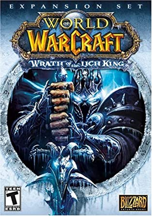 amazon world of warcraft wrath of the lich king 輸入版 北米