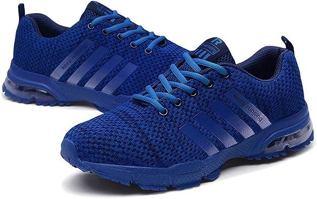 Zapatillas Deportivas De Hombres Malla Zapatos Running Fitness ...