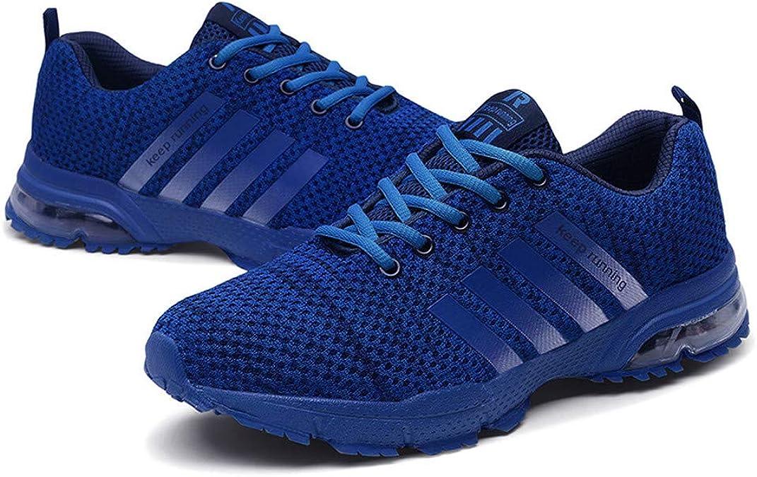 Zapatillas Deportivas De Hombres Malla Zapatos Running Fitness Sneakers Casual Rebajas Deporte Exterior Calzado: Amazon.es: Zapatos y complementos