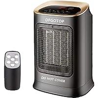 DFGOTOP Mini Calefactor Eléctrico Cerámico Baño, Calefacción Eléctrica Silenciosa Bajo Consumo , Portátil Calefactores…