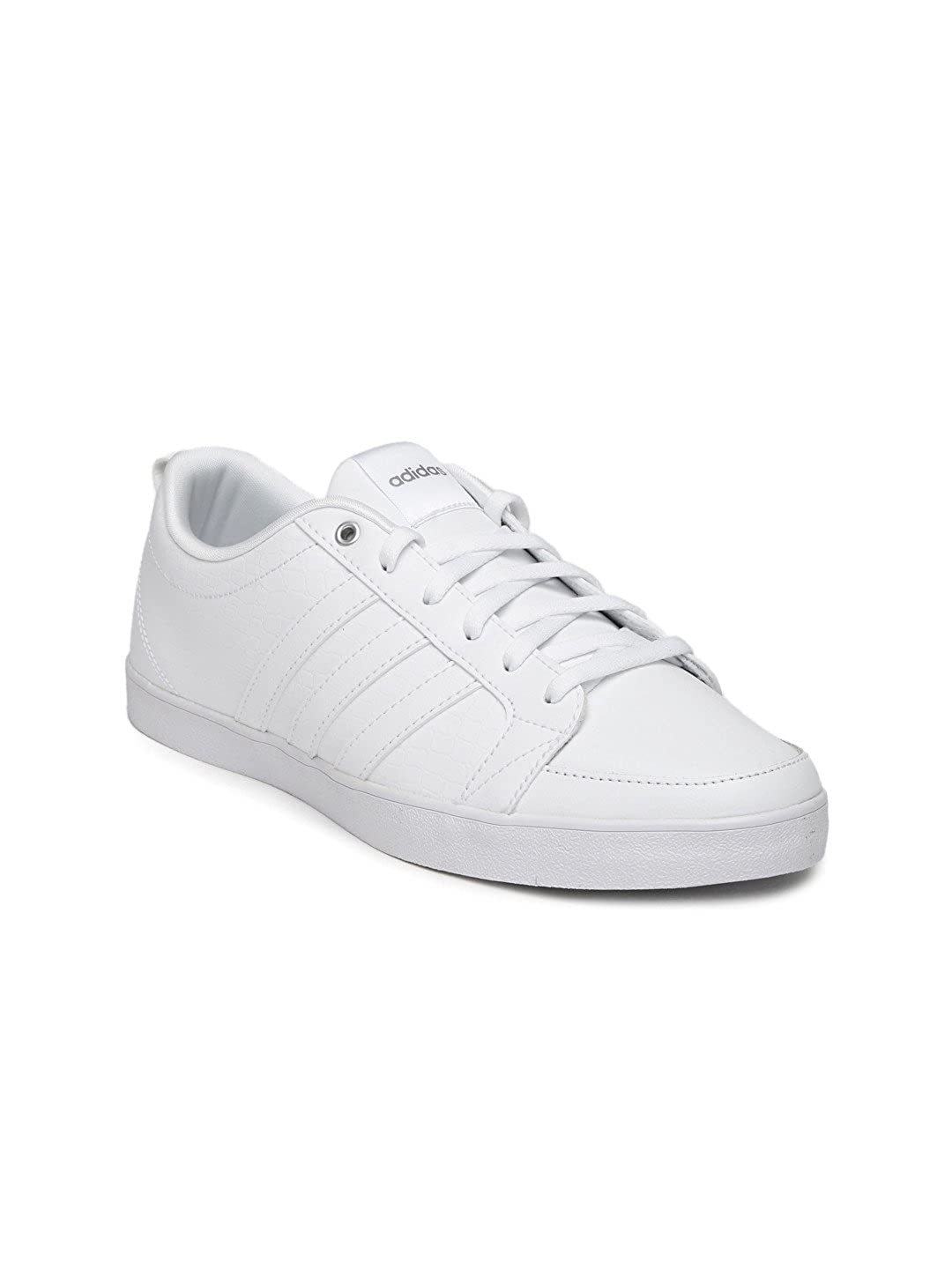 Discounted Adidas NEO Black DAILY QT LX Textured Sneakers