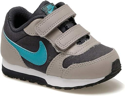 Nike MD Runner 2 (TDV), Scarpe da Ginnastica Basse Bimbo