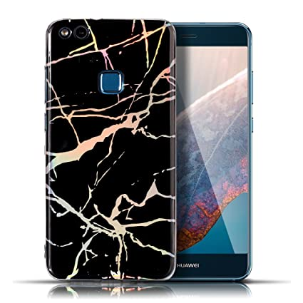 Funda Huawei P10 Lite, CaseLover Mármol Carcasa para Huawei ...