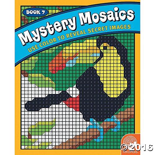 Mystery Mosaics: Book 7