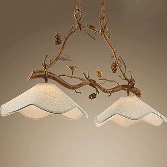 Pájaros Ideas para lámparas de techo dormitorio escaparate ...