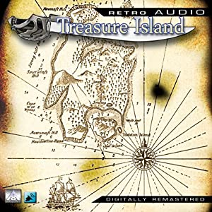 Treasure Island: Retro Audio (Dramatised) Radio/TV Program