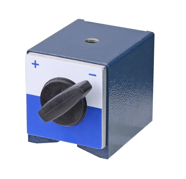 CNC 80 kg, M8, con base prism/ática Pie magn/ético para soporte magn/ético