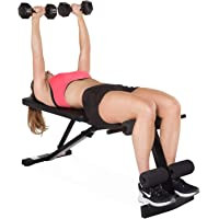 Weight Bench Flat Incline and Decline Situp Bench Utility Bench