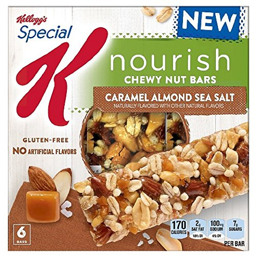 Check expert advices for special k nourish bars?