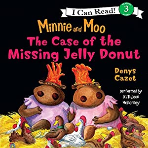 The Case of the Missing Jelly Donut Audiobook