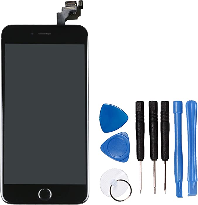 The Best Iphone 5 Lcd Replacement Home Button Camera Black