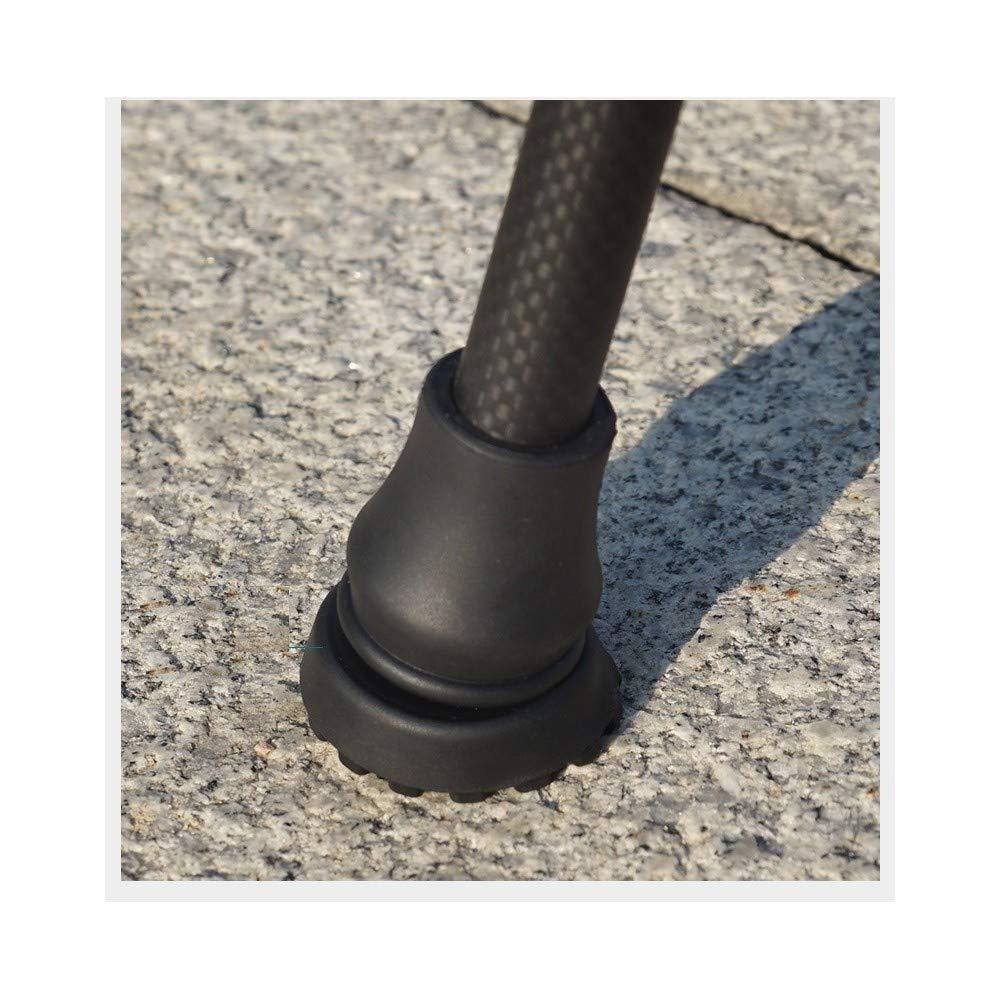 ZJX 1 Wanderstock 1 ZJX Stücke T-Grip Handkrücke Spazierstock Kohlefaser Ultraleichte Trekkingstange Wandern Spazierstöcke Stöcke Für Ältere 9f653e