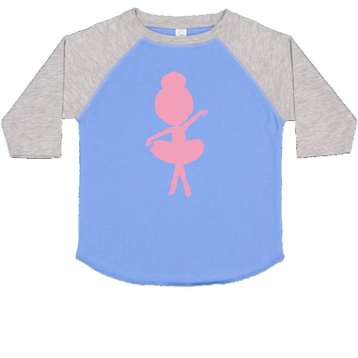 inktastic Little Ballerina Toddler T-Shirt