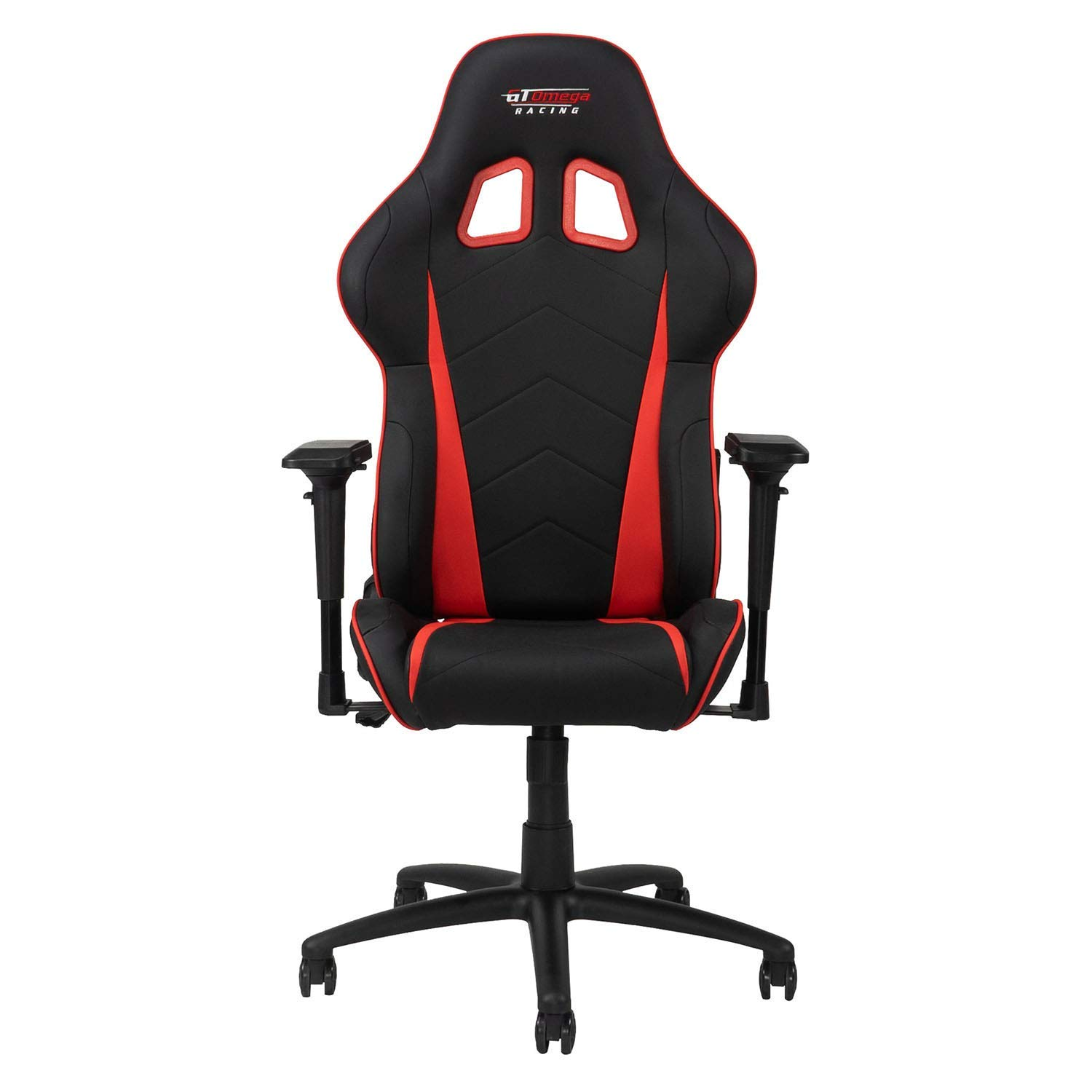 Sports GT Office Home Gaming Executive Office Chair Red /& Black Lumber Support