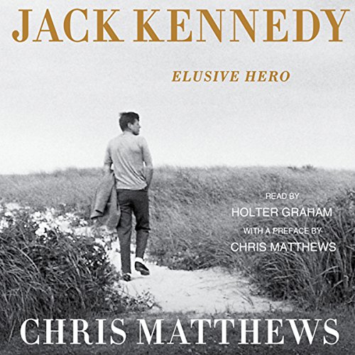 Jack Kennedy: Elusive Hero cover