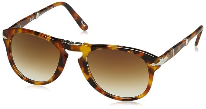 Unisex-Adults 0714 Sunglasses, Madreterra 105251, 52 Persol