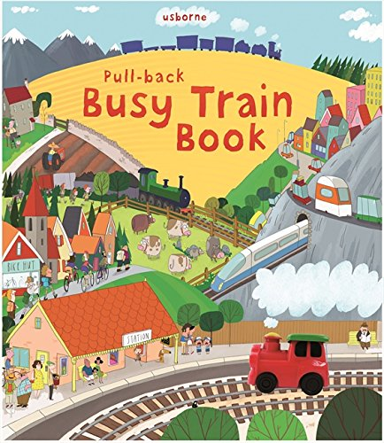 Read Online Pull-back Busy Train (Pull-Back Series) pdf epub