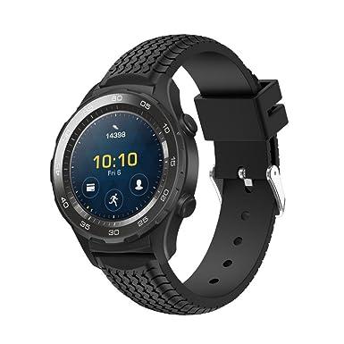 Para Huawei Watch 2, Magiyard Correa de reloj Correa de ...