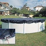 Gre CIPR451 - Copertura invernale per piscina  tonda Ø 460/450 - 100 g/m