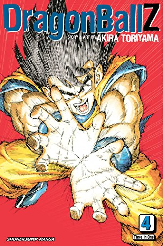 Dragon Ball Z, Vol. 4 (VIZBIG Edition)