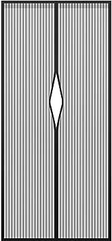 Bluesim Mosquito Door Net Magic Mesh Curtain Fits Door