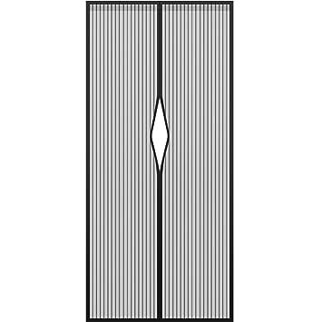 Magnetic Screen Doors Bluesim Mosquito Door Net Magic Mesh Curtain Fits Door Up To 34\u0026quot