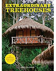 Extraordinary Treehouses 2016 Wall Calendar
