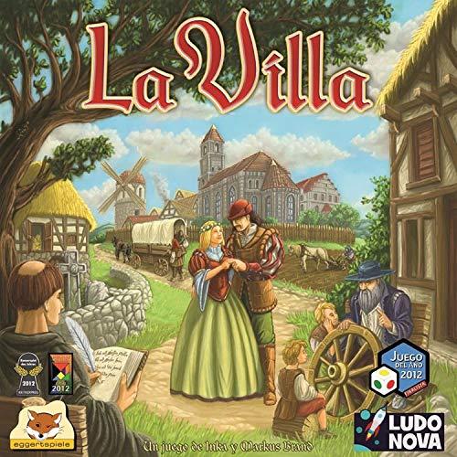 Ludonova-La La Villa - Español, Color (LDNV30001): Amazon.es ...