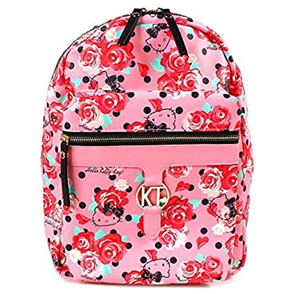 60b82ec020 Image Unavailable. Image not available for. Color  Sanrio Hello Kitty  Fashion Bag ...