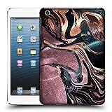 Official Nature Magick Bronze Luxe Gold Marble Metallic Hard Back Case Compatible for iPad Mini 1 Mini 2 Mini 3